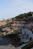 Templo de Haedong Yonggung foto de stock royalty free