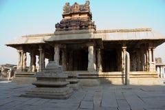 Templo de Hampi Fotografía de archivo libre de regalías