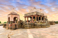Templo de Harshat Mata Imagenes de archivo