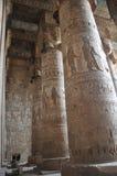 Templo de Hathor Foto de archivo