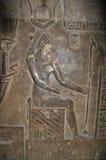 Templo de Hathor Fotos de archivo