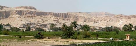 Templo de Hatshepsut Foto de Stock