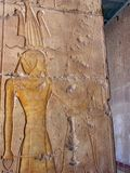 Templo de Hatshepsut, Egipto Imágenes de archivo libres de regalías