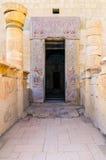 Templo de Hatshepsut en el valle de los reyes foto de archivo libre de regalías