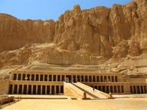Templo de Hatshepsut, reyes Valley, Luxor (Egipto) imagenes de archivo