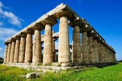Templo de Hera Imagens de Stock