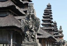 Templo de Hinduist en Bali Imágenes de archivo libres de regalías