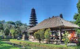 Templo de Hinduist en Bali Imagen de archivo libre de regalías