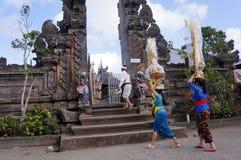 Templo de Hindus Imágenes de archivo libres de regalías