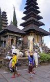 Templo de Hindus Imagen de archivo libre de regalías