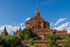 Templo de Htilominlo Fotos de archivo libres de regalías