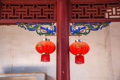 Templo de Hubei Yiling Huangling Imagens de Stock Royalty Free