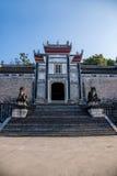Templo de Hubei Yiling Huangling Fotos de Stock