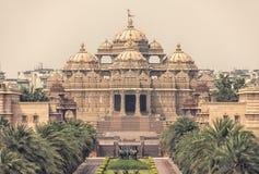 Templo de Indhu en Nueva Deli imagen de archivo