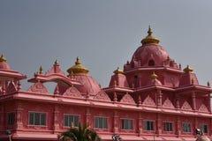 Templo de Iskcon, Anantpur, Andhra Pradesh, Índia foto de stock