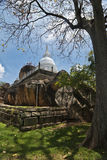 Templo de Isurumuniya em Anuradhapura, Sri Lanka Imagens de Stock