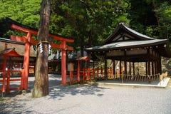 Templo de Jaanese Fotos de Stock