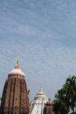 Templo de Jagannath do hindu Foto de Stock Royalty Free