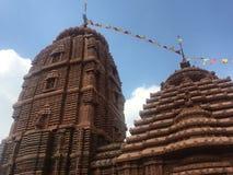 Templo de Jagannath en Hyderabad, la India Imagen de archivo libre de regalías