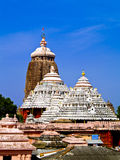 Templo de Jagannath Puri Foto de archivo libre de regalías