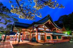 Templo de Japão Fotografia de Stock Royalty Free