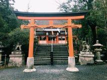 Templo de Japón imagen de archivo libre de regalías