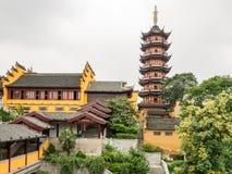 Templo de Jiming Foto de archivo