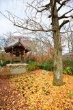 Templo de Jojakkoji en otoño en Kyoto Imagen de archivo