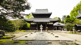 Templo de Kaidan-en foto de archivo