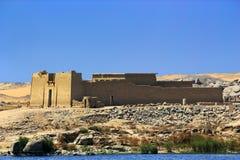 Templo de Kalabsha Imagen de archivo libre de regalías