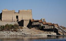 Templo de Kalabsha Imágenes de archivo libres de regalías
