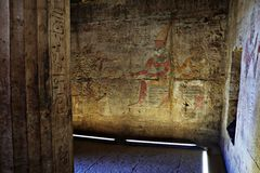 Templo de Kalabsha-Asuán Fotos de archivo libres de regalías