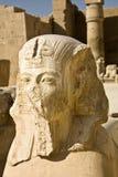 Templo de Karnak Foto de Stock
