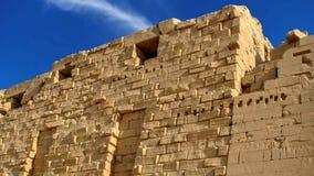 Templo de Karnak video estoque