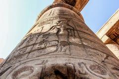 Templo de Karnak foto de stock royalty free