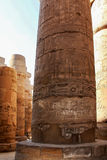 Templo de Karnak fotos de stock