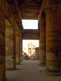 Templo de Karnak fotografia de stock royalty free