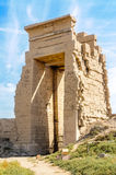 Templo de Karnak en Luxor, Egipto. Fotografía de archivo libre de regalías
