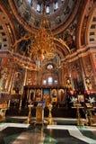 Templo de Kazan Fotos de archivo