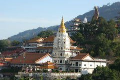 Templo de Kek Lok Si Foto de archivo
