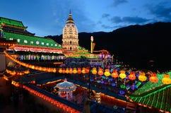 Templo de Kek Lok Si Fotografía de archivo