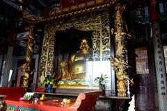 Templo de Kek Lok Si fotografia de stock