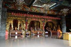 Templo de Kek Lok Si imagens de stock