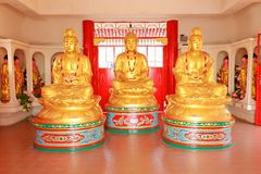 Templo de Kek Lok Si em penang foto de stock royalty free
