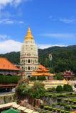Templo de Kek Lok Si, Penang. Fotografía de archivo