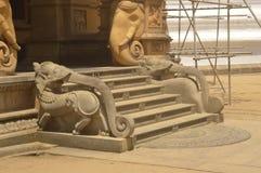 Templo de Kelaniya Fotografia de Stock