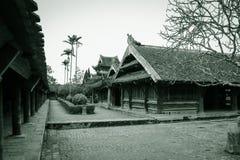 Templo de Keo Imagen de archivo