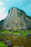 Templo de Khao Cheejan de la montaña de Buda en Pattaya Imagen de archivo