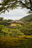 Templo de Kinkaku-Ji Fotos de archivo