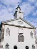 Templo de Kirtland Ohio Imágenes de archivo libres de regalías